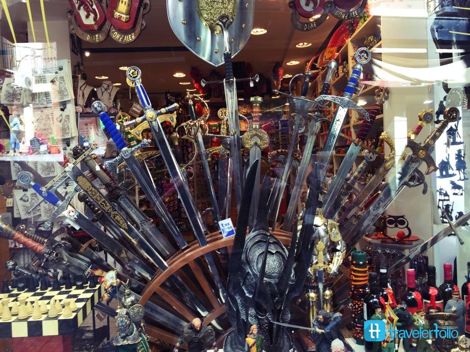 sword-toledo-spain