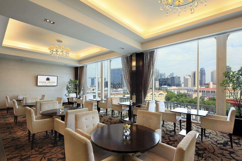 Park Hotel Clarke Quay - Crystal Club Lounge-1