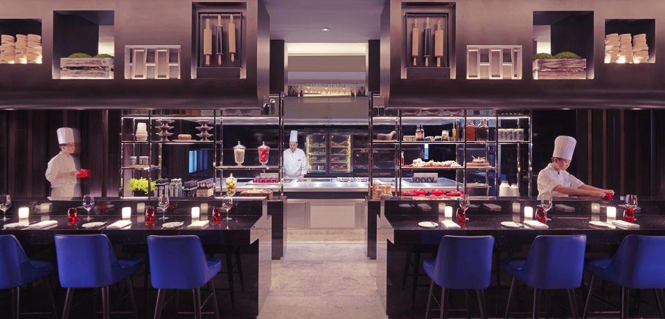 InterContinental Singapore_Ash & Elm_Open Kitchen
