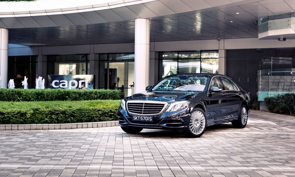 Mercedes benz living fraser capri by fraser for Mercedes benz singapore