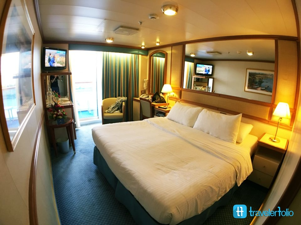 To alaska with princess cruises singapore travel for Alaska cruise balcony room
