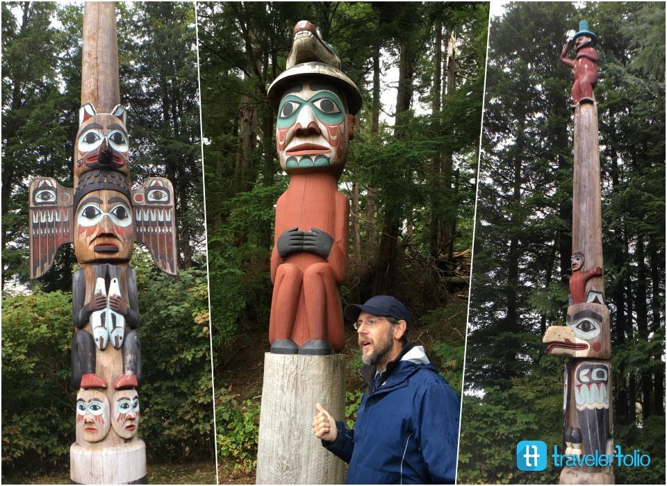 totem-poles-ketchikan-alaska