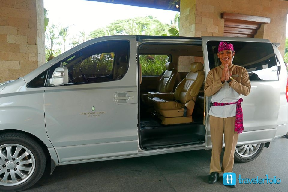 intercontinental-bali-airport-transfer