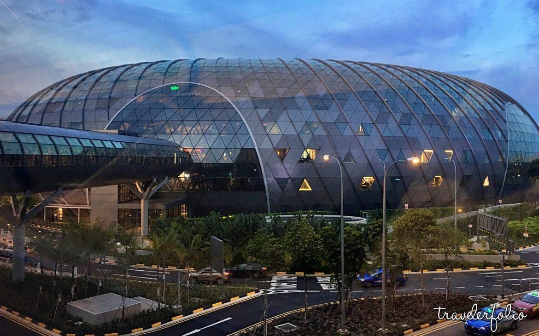 Jewel Changi airport architect