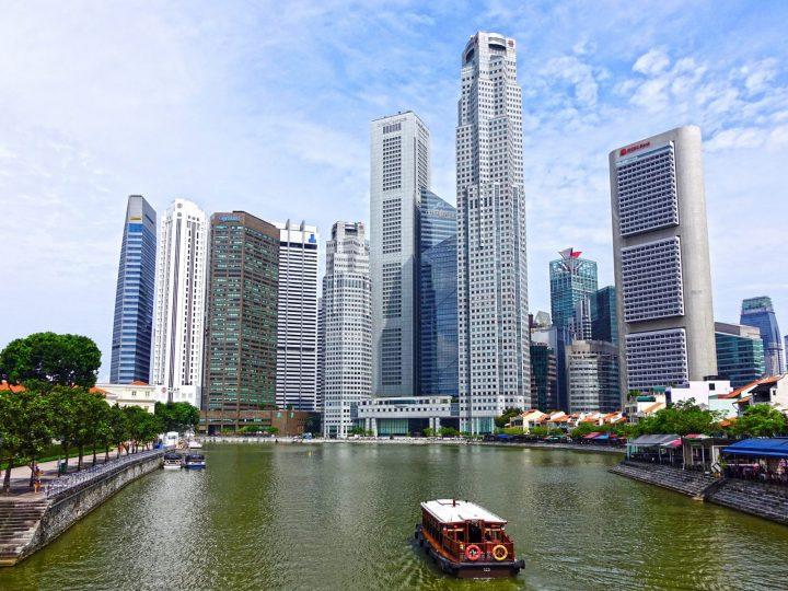 singapore river and cbd