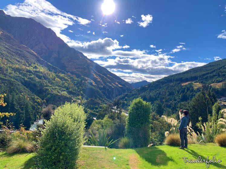 New Zealand Honeymoon Destination: Queenstown to Glenorchy