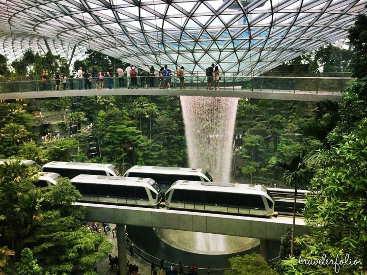 Jewel Changi Airport: Things To See & Do, How to Get There