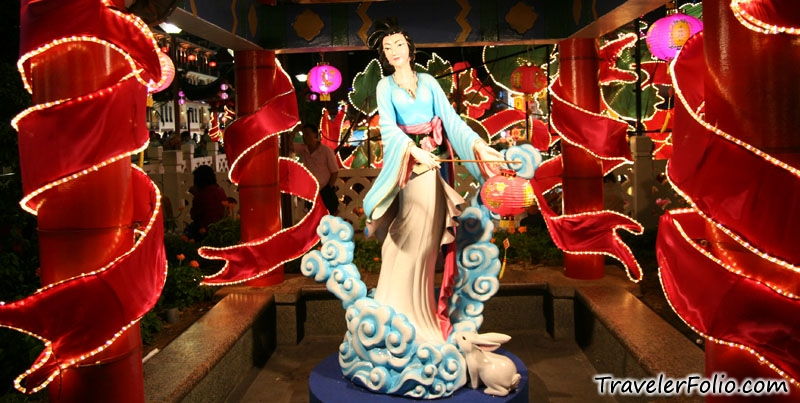 Mid-Autumn Festival |Legends |Photos | Chinatown, Singapore ...