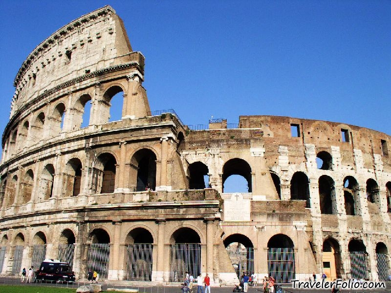 Rome Is Not Built In A Day; We Combed It In A Day! [part 2