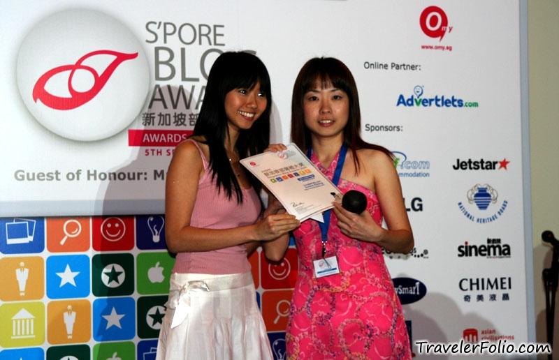 omy singapore blog awards 2008