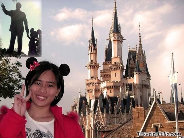 Tokyo Disney Cinderella Castle