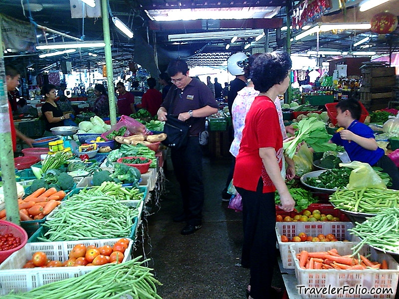 Wet Market Photos |Ban San, Penang |Malaysia @ Travel Blog Singapore