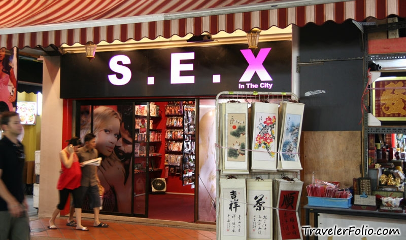 Sex in chinatown