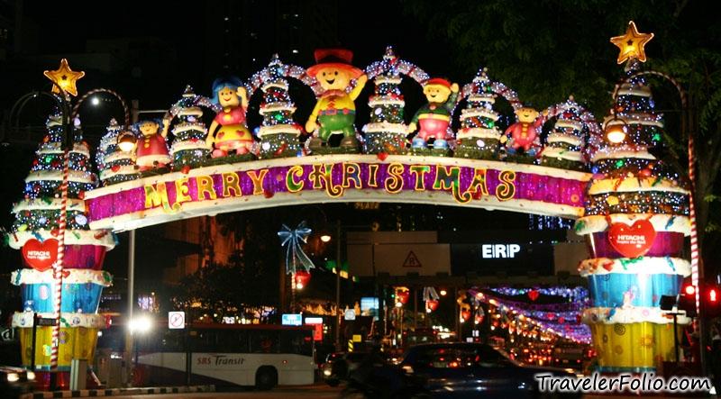 Christmas Spectacular  Orchard Road,Singapore  Photos @ Singapore ...