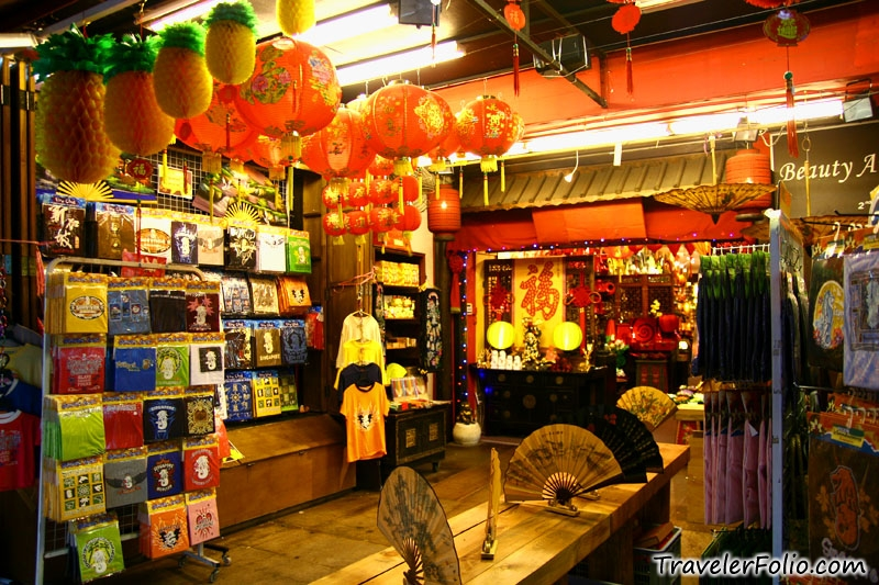 Get A Taste Of The Original Singapore Shopping In