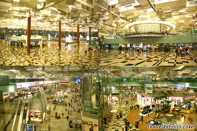 Singapore Attractions! Changi Airport | Southern Ridges | Kampong ...