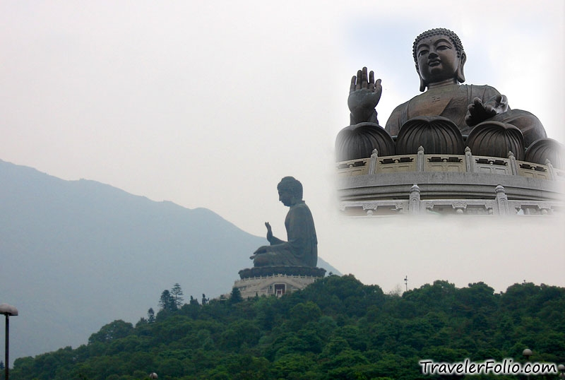 buddha wallpapers. Tian Tan Buddha is also one of