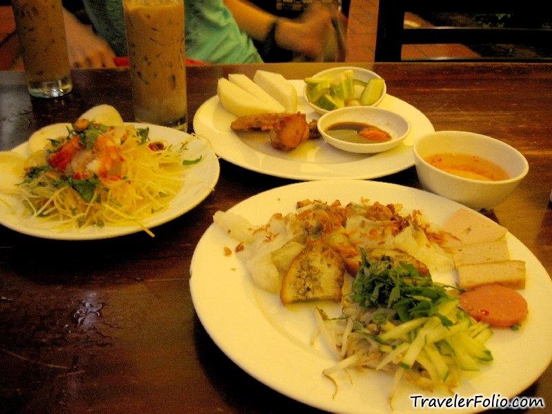 Little Vietnam Cafe Menu