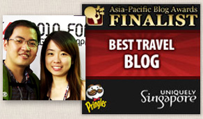 singapore travel blogger